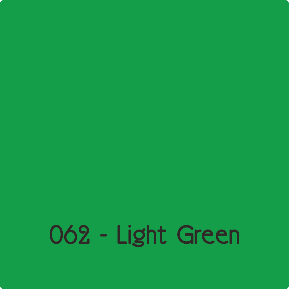Oracal 651 - Light Green