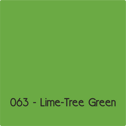 Oracal 651 - Lime-Tree Green