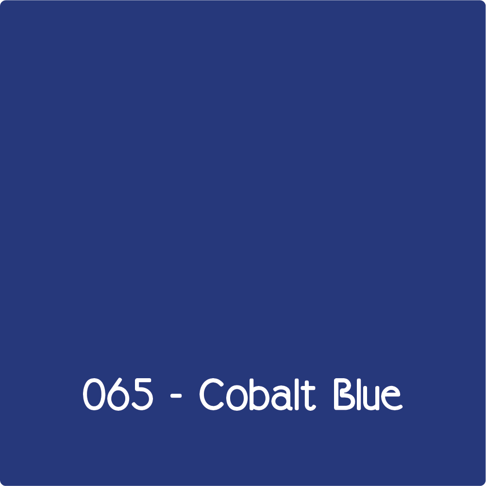 Oracal 651 - Cobalt Blue