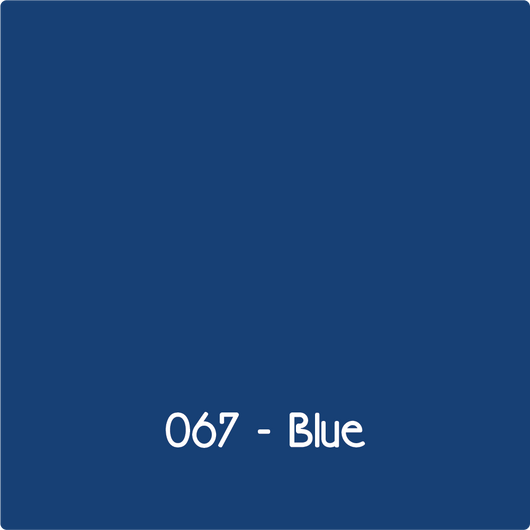 Oracal 651 - Blue