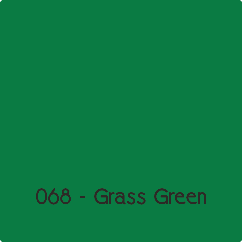 Oracal 651 - Grass Green
