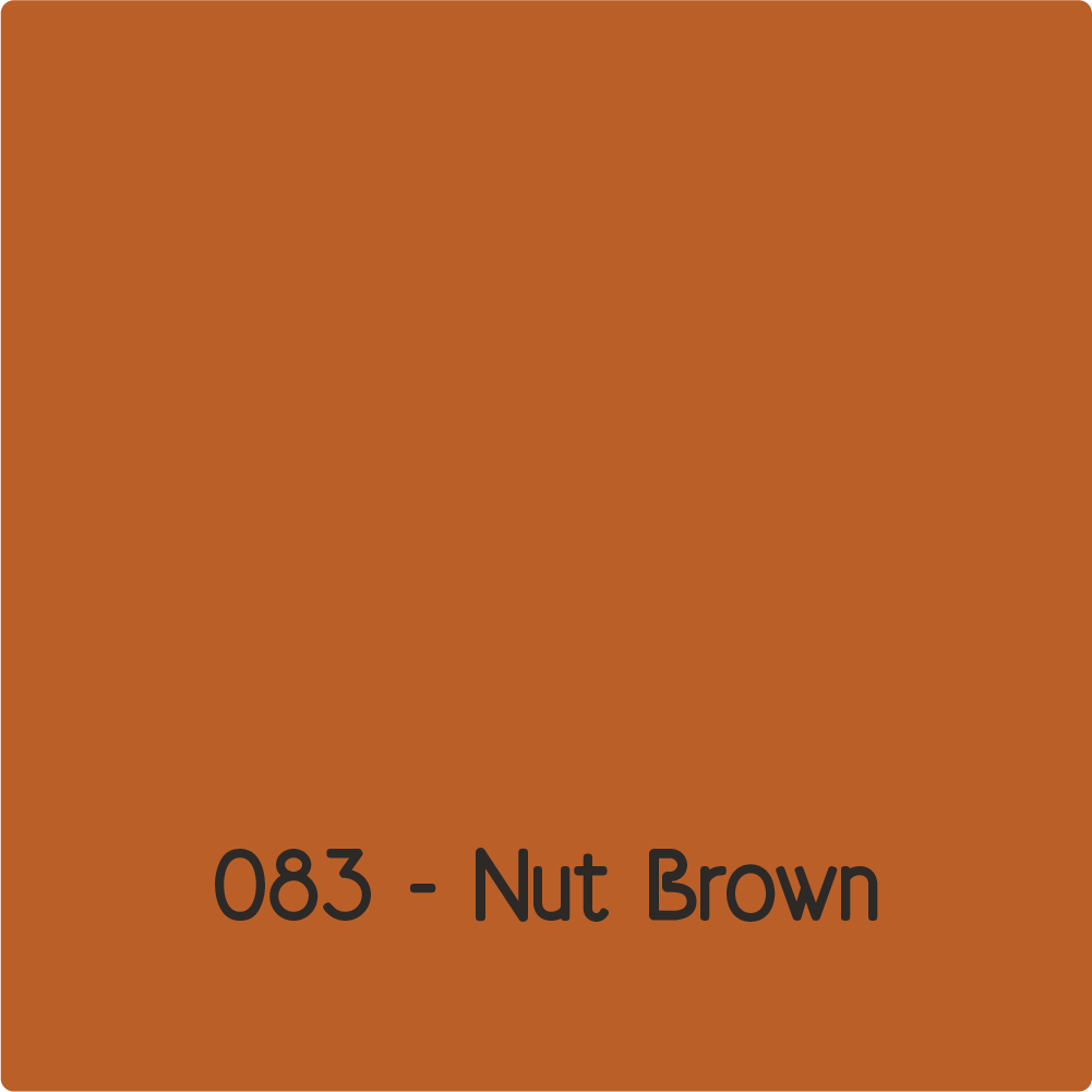 Oracal 651 - Nut Brown
