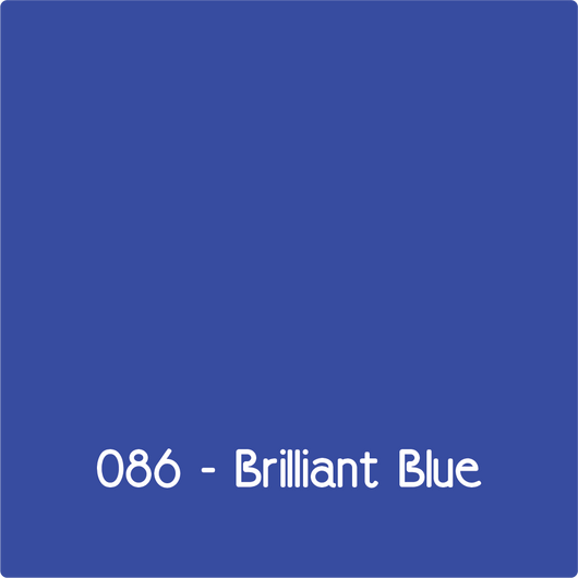 Oracal 651 - Brilliant Blue