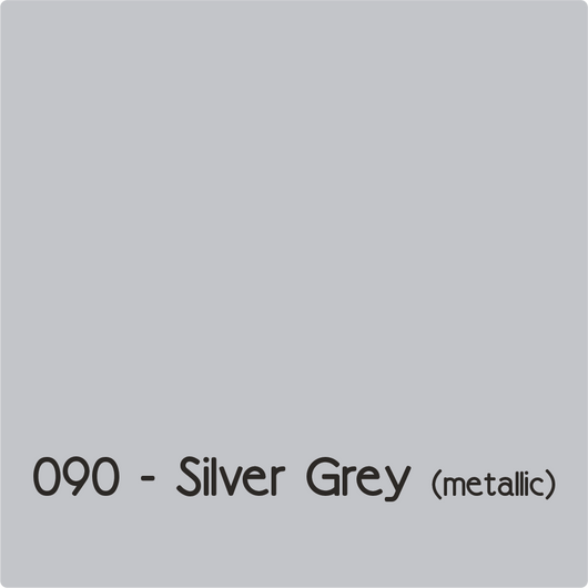 Oracal 651 - Silver Grey metallic