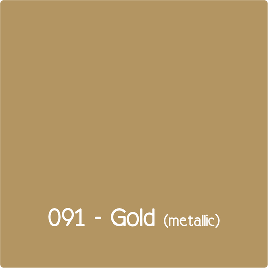 Oracal 651 - Gold metallic