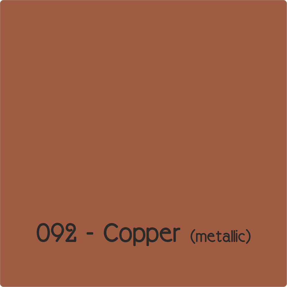 Oracal 651 - Copper metallic