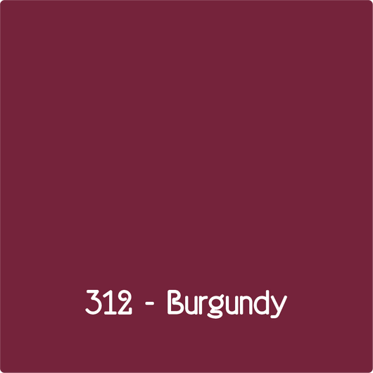 Oracal 651 - Burgundy