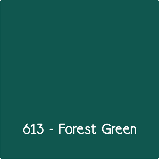 Oracal 651 - Forest Green