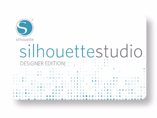 Silhouette Studio Designer Edition Software
