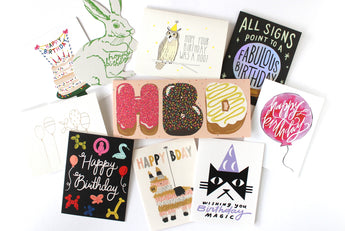 Kid Birthday Card Set of 10   sentiment supply.myshopify.com
