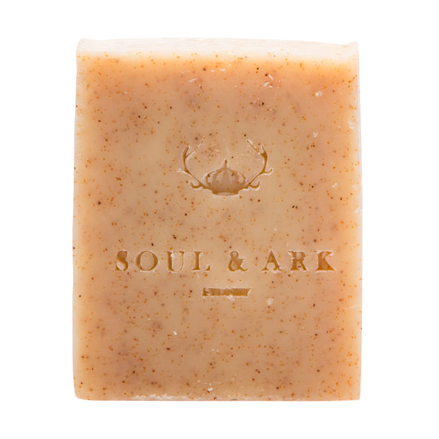 Soul & Ark Cedarwood Plains Soap Bar