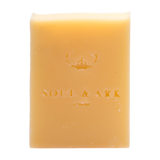 Soul & Ark Lemon Myrtle Soap Bar