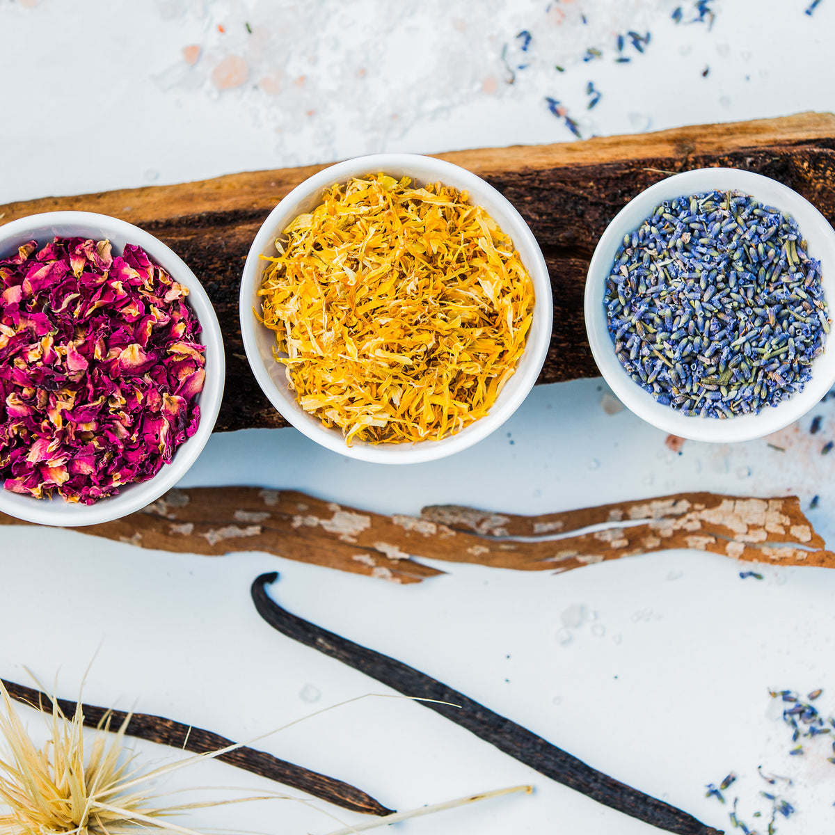 Soul & Ark Detox Bath Salts ingredients