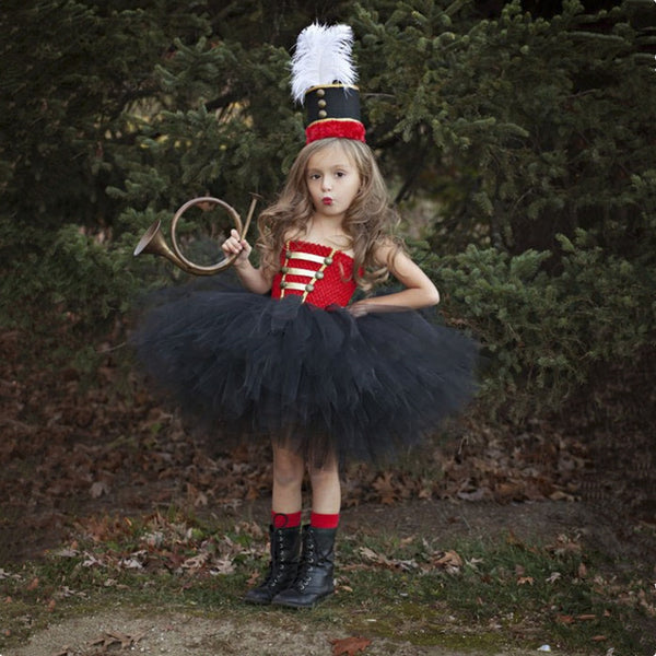Nutcracker Inspired Tutu Dress Costume!! 60% OFF!!