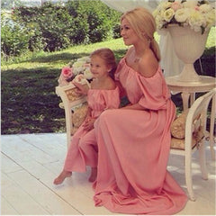 Hottest Matching Mother Daughter Maxi Dress! 60% OFF!!