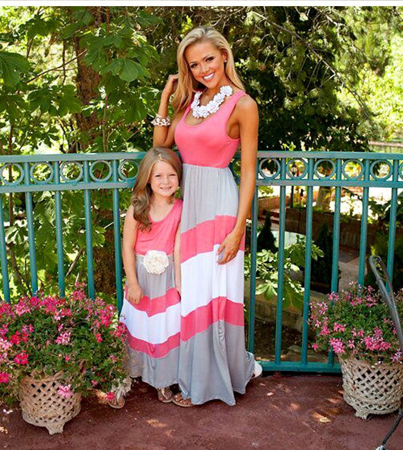Hot Mother Daughter Dresses 50 Off  Domall-7468