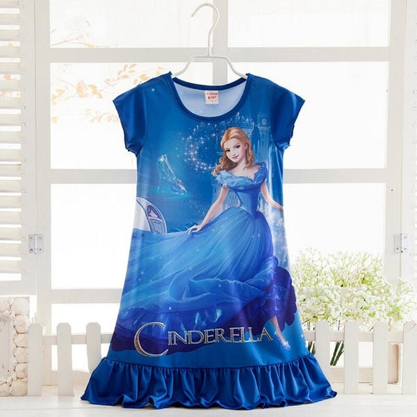 Warm Comfy Princess Night Gown!! 60% OFF!!