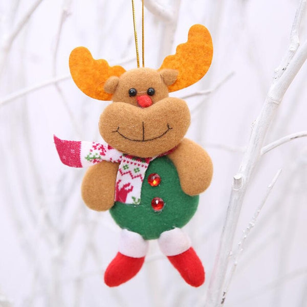 2019 Christmas Soft Hanging Dolls Decoration!!