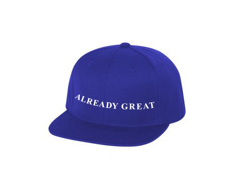 DYNASTY: Visualize Resistance, Dress for Protest Already Great Hat