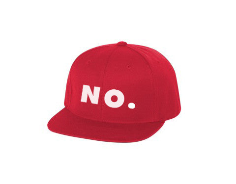DYNASTY: NO. - Visualize Resistance, Protest fashion - Hat, Baseball cap / Designed by Elizabeth Azen
