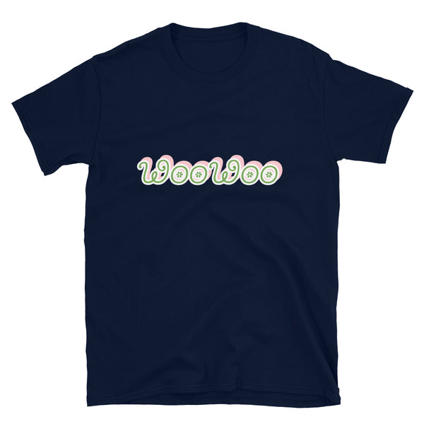 Woo Woo Short-Sleeve Unisex T-Shirt
