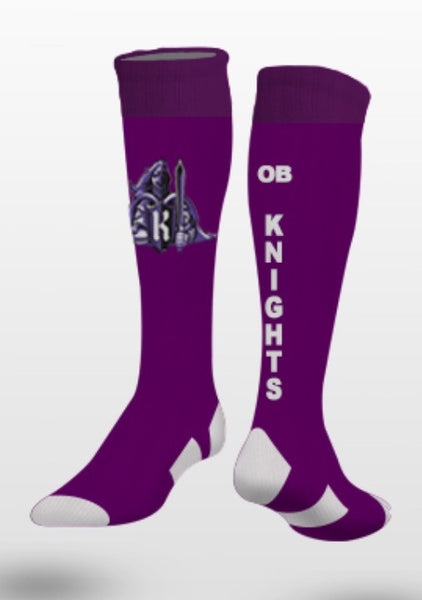 OB KNIGHTS Over-The-Calf Performance Sock