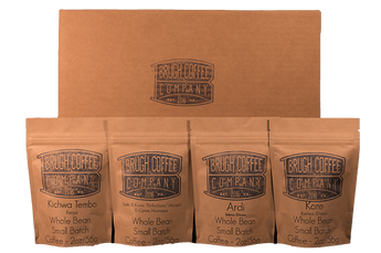 Coffee Sample Flight
