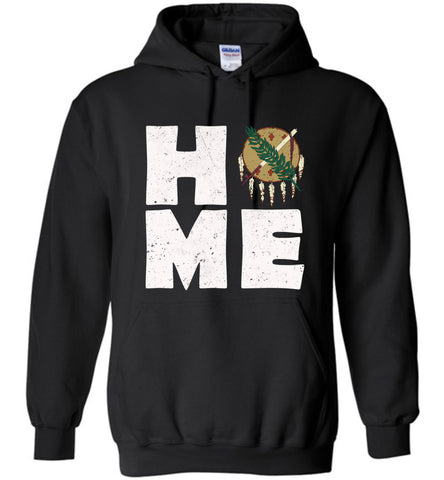HOME OK FLAG (DESIGN ON FRONT) - Hoodie