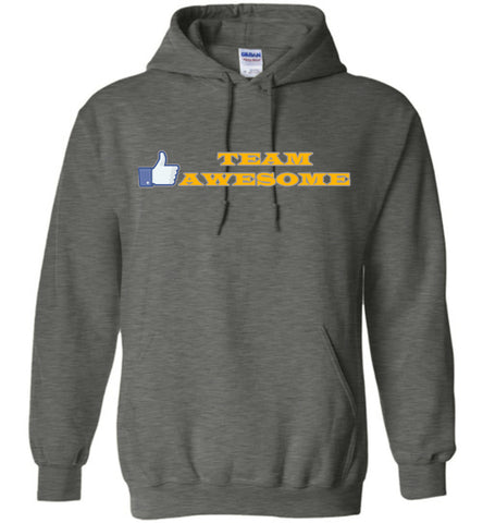 Team Awesome Shirt 2 - Hoodie