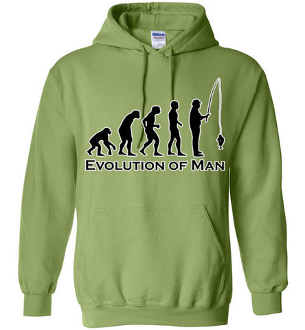 Evolution of Man - Hoodie