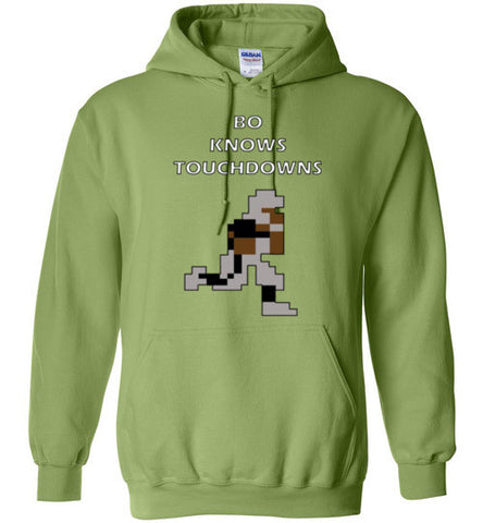 Bo Knows Touchdowns - Hoodie