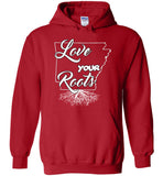Love Your Roots AR - Hoodie