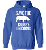 Save The Chubby Unicorns - Hoodie