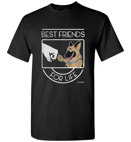 Best Friend for Life Shepard - Tee