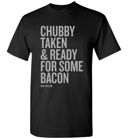 Chubby and Taken - Tee