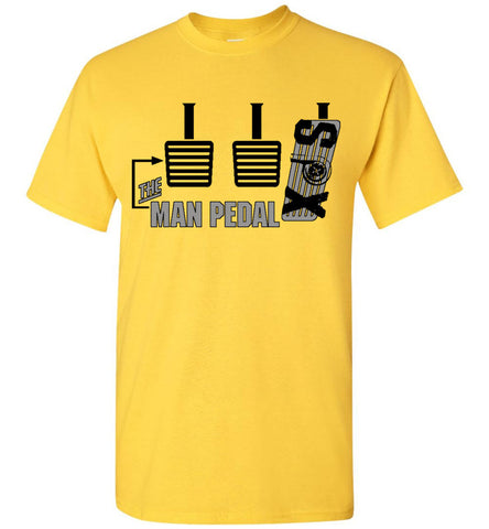 XDS The Man Pedal - Tee