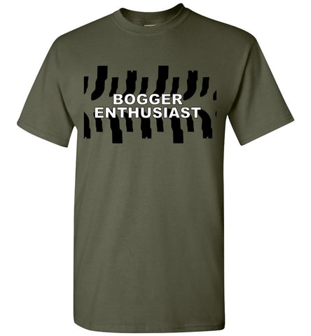 Bogger Enthusiast - Tee