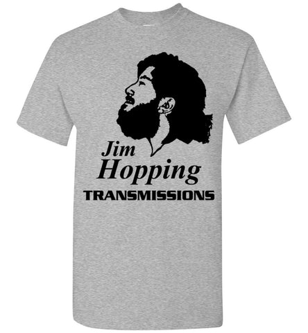 Hopping Transmissions - Tee