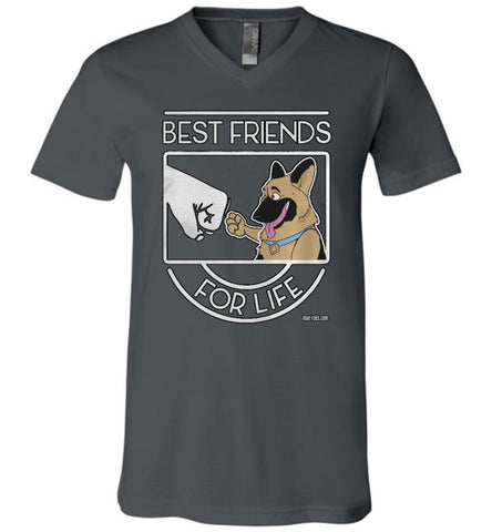 Best Friend for Life Shepard - V-Neck