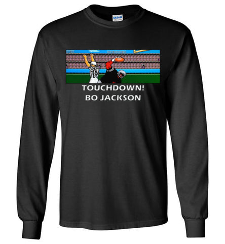 Touchdown Bo - Long Sleeve