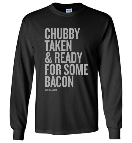 Chubby and Taken - Long Sleeve