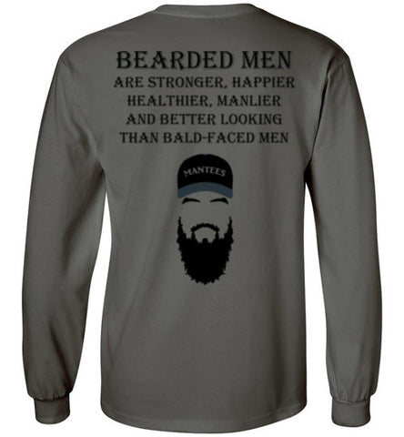 Bearded Men - Long Sleeve