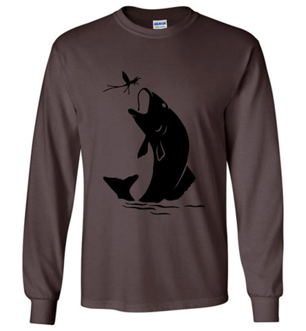 Chasing The Fly - Long Sleeve