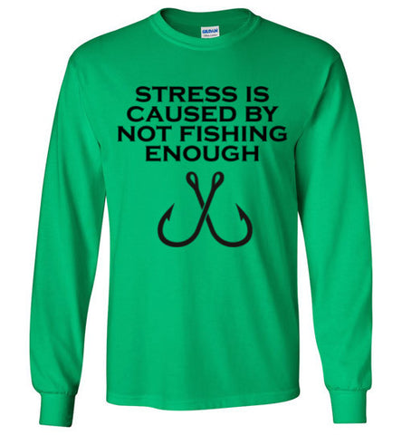 Low Stress - Long Sleeve