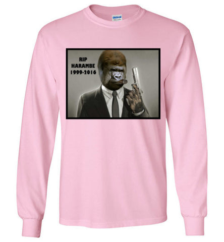 RIP Harambe - Long Sleeve