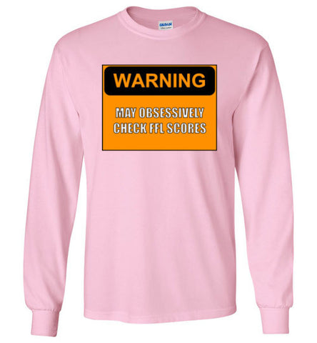 Warning FFL -  Long Sleeve