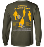 TEAM AWESOME SHIRT 1 - Long Sleeve