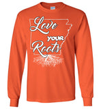 Love Your Roots AR - Long Sleeve