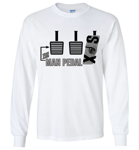 XDS The Man Pedal - Long Sleeve