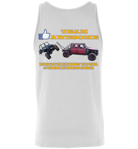 Team Awesome Shirt 2 - Tank
